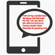 Cara mengaktifkan SMS buyer